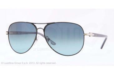 Persol GIU PO2393S Prescription Sunglasses PO2393S-1055S3-60 - Lens Diameter 60 mm, Frame Color Black
