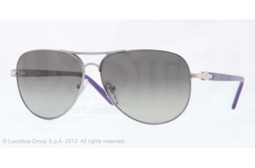 Persol GIU PO2393S Prescription Sunglasses PO2393S-105771-60 - Lens Diameter 60 mm, Frame Color Antracite