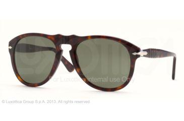 c2e00c0021bda Persol PO0649 Progressive Prescription Sunglasses PO0649-24-31-54 - Lens  Diameter 54