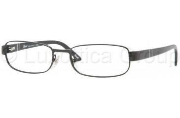 Persol PO2350V Single Vision Prescription Eyewear 594-5217 - Black
