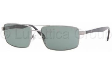 Persol PO2355S Bifocal Prescription Sunglasses PO2355S-513-31-5517 - Lens Diameter: 55 mm, Frame Color: Gunmetal