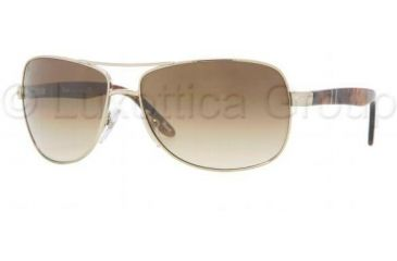 Persol PO2364S Bifocal Prescription Sunglasses PO2364S-905-51-6314 - Lens Diameter: 63 mm, Frame Color: Light Gold