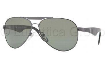 Persol PO2365S Bifocal Prescription Sunglasses PO2365S-796-58-5913 - Lens Diameter: 59 mm, Frame Color: Anthracite