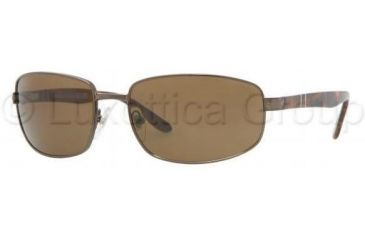 Persol PO2369S Progressive Prescription Sunglasses PO2369S-618-33-6118 - Lens Diameter: 61 mm, Frame Color: Shiny Brown