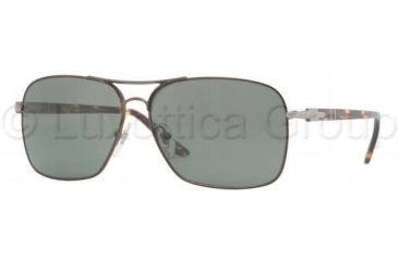 Persol PO2394S Bifocal Prescription Sunglasses PO2394S-996-31-6013 - Lens Diameter: 60 mm, Frame Color: Matte Brown