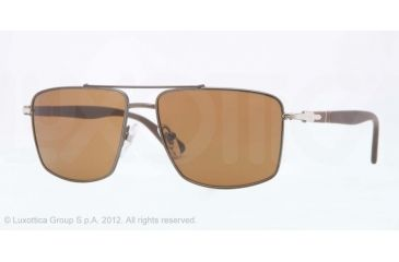 64e1c82d80 Persol PO2430S Sunglasses 105633-58 - Green-Brown Frame