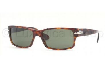 Persol PO2803S Bifocal Prescription Sunglasses PO2803S-24-31-5816 - Lens Diameter 58 mm, Frame Color Havana