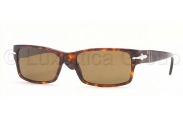 Persol PO2803S Sonnenbrille Havanna 24/57 58mm G1wNHCfK
