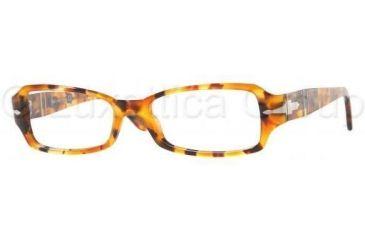 Persol PO2852V Bifocal Prescription Eyeglasses 118-5016 - Yellow Havana