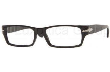 eb9fe69cc7 Persol PO2857V Progressive Prescription Eyeglasses 95-5416 - Black