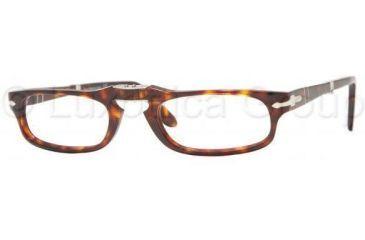 Persol PO2886V Bifocal Prescription Eyeglasses 24-5122 - Havana