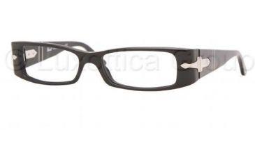 Persol PO2888V Eyeglass Frames 95-5015 - Black