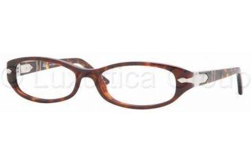 Persol PO2908V Eyeglass Frames 24-5316 - Havana