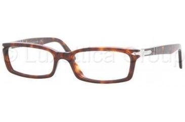 Persol PO2934V Progressive Prescription Eyeglasses 24-5117 - Havana