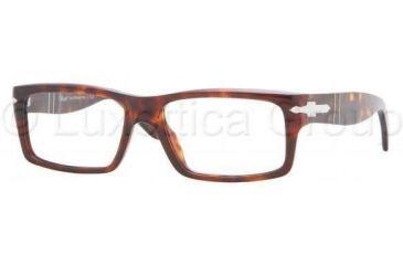Persol PO2937V Progressive Prescription Eyeglasses 24-5316 - Havana