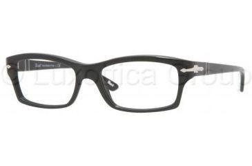 Persol PO2960V Eyeglass Frames 95-5216 - Black Frame