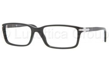 Persol PO2965V Progressive Prescription Eyeglasses 95-5317 - Black