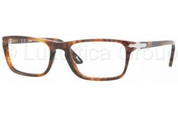 Persol PO2972V Progressive Prescription Eyeglasses 108-5117 - Spotted Havana