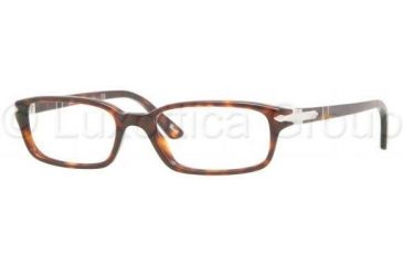 Persol PO2973V Single Vision Prescription Eyewear 24-5016 - Havana