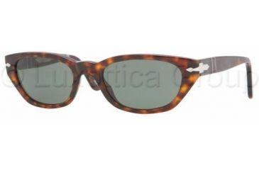 Persol PO2977S Single Vision Prescription Sunglasses PO2977S-24-31-5019 - Lens Diameter: 50 mm