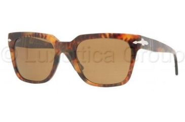 Persol PO2979S Sunglasses 108/33-5120 - Light Havana Crystal Brown