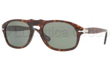 Persol PO2995S Sunglasses 24/31-5420 - Havana Crystal Green