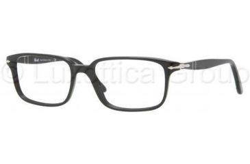 Persol PO3013V Bifocal Prescription Eyeglasses 95-5117 - Black Frame