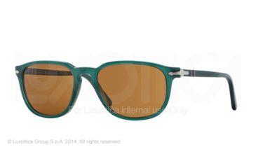 Persol PO3019S Prescription Sunglasses PO3019S-101333-52 - Lens Diameter 52 mm, Frame Color Ossidiana