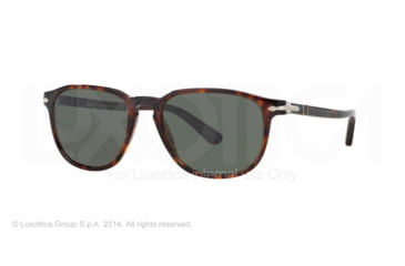 Persol PO3019S Prescription Sunglasses PO3019S-24-31-52 - Lens Diameter 52 mm, Frame Color Havana