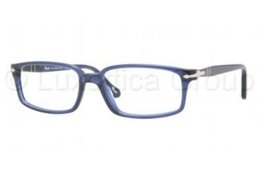Persol PO3032V Bifocal Prescription Eyeglasses 181-5317 - Blue Frame