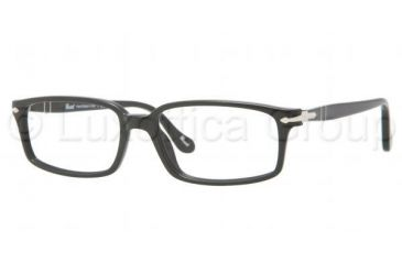 Persol PO3032V Bifocal Prescription Eyeglasses 95-5317 - Black Frame