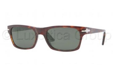 Persol PO3037S Progressive Prescription Sunglasses PO3037S-24-31-5418 - Lens Diameter 54 mm, Frame Color Havana