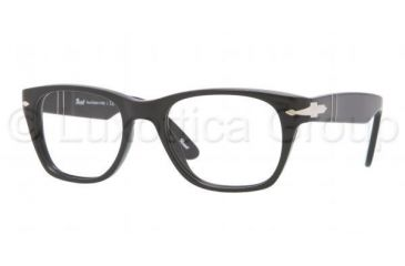 Persol PO3039V Bifocal Prescription Eyeglasses 95-5019 - Black Frame