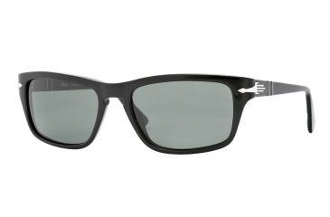 feb22d0fa7b Persol PO3074S Sunglasses 95 31-55 - Black Frame