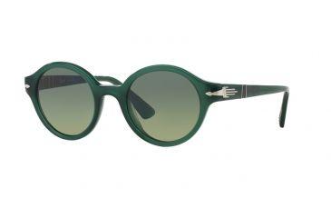 8d4d8361a9 Persol PO3098S Sunglasses 100128-47 - Opal Green Frame