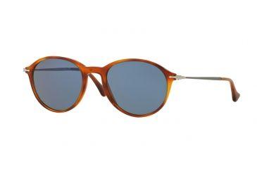 0a9123b85a Persol PO3125S Sunglasses 96 56-51 - Light Havana Frame