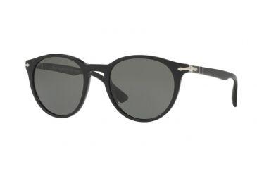 27095fd29d3 Persol PO3152S Sunglasses 901458-52 - Black Frame