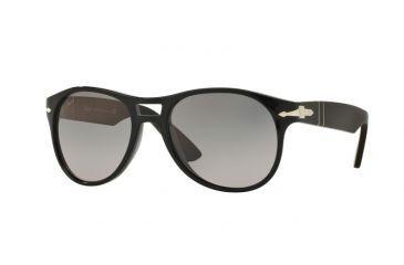 a7f965f76e Persol PO3155S Sunglasses 104171-54 - Black Frame