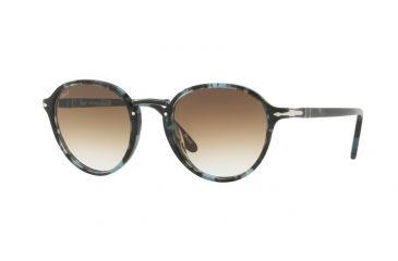 PERSOL Persol Herren Sonnenbrille » PO3184S«, blau, 106251 - blau/ weiß