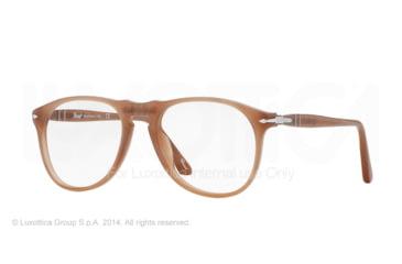 Persol PO9649V Bifocal Prescription Eyeglasses 1014-50 - Ambra Frame
