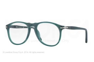 Persol PO9649V Bifocal Prescription Eyeglasses 9019-50 - Ossidiana Frame