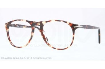 ef5d9cef14 Persol PO9649V Progressive Prescription Eyeglasses 985-50 - Tabacco Di  Virginia Frame