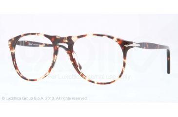Persol PO9649V Bifocal Prescription Eyeglasses 985-50 - Tabacco Di Virginia Frame