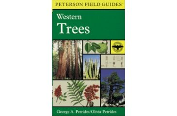 Peterson Western Trees, Peterson Field Guides, Publisher - Houghton Mifflin