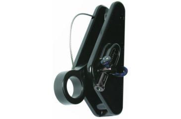 Petzl Rescucender Ropeclamp/Grab-Black B50 N