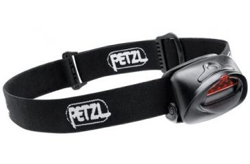Petzl TACTIKKA PLUS Headlamp, Black, N/A E49 P