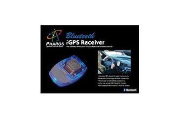 Pharos PT110 Bluetooth GPS Receiver iGPS-360