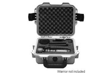 Phoebus High Impact Plastic Case For Warrior Flashlight PM2050