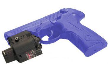 Phoebus Red Laser Gun Light