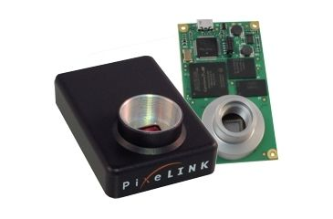 PixeLINK PL-E535CU-BL Micro-B USB 5MP Industrial Imaging Board Level Color Camera w/ No Case 06418-01